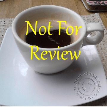 Ever wonder about coffee shops not reviewed? Here is one reason