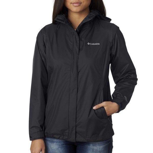 Columbia 2436 Ladies Arcadia Ii Jacket Winterstyle Womensfashion Jackets Rain Jacket Fashion
