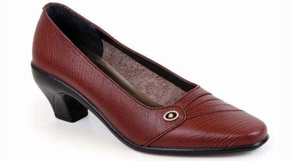 sepatu pantofel wanita|sepatu kerja wanita kulit formal branded murah terbaru|140.S16