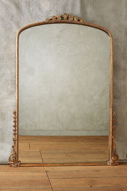 Back in stock, gold or silver. Gleaming Primrose Mirror - anthropologie.com