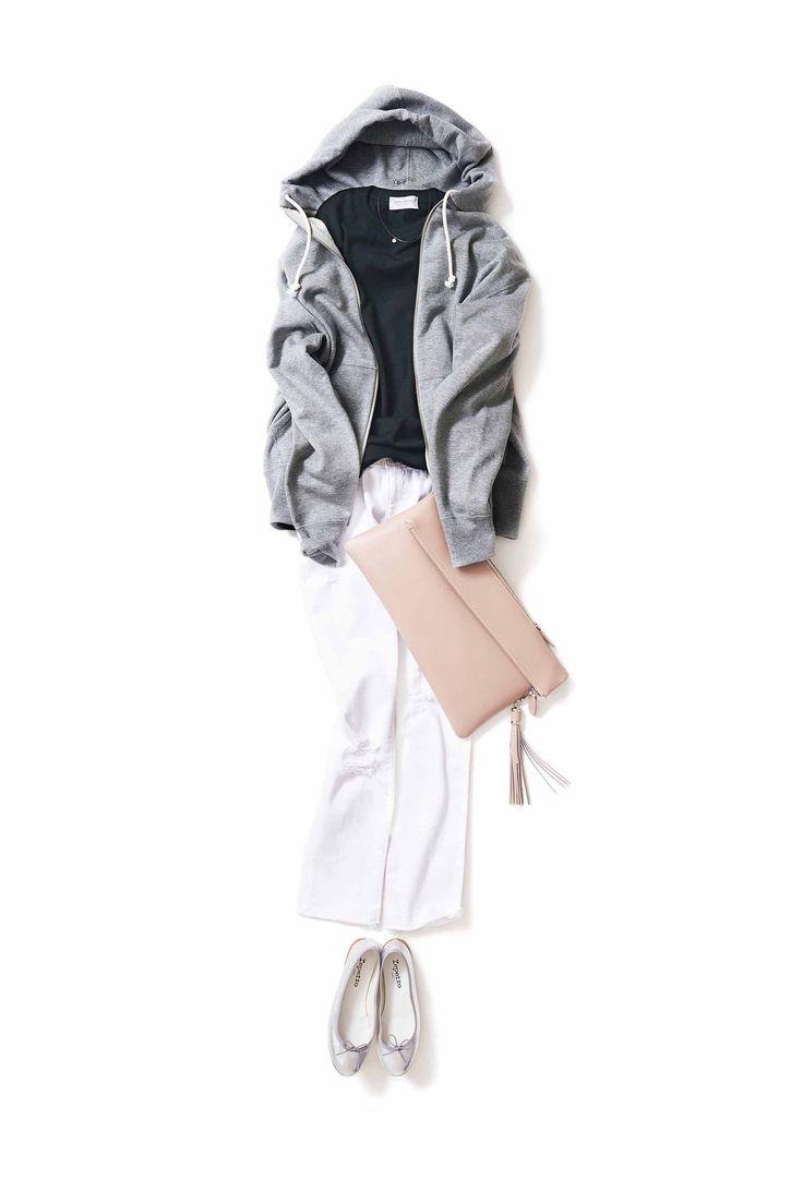 ジェンダーレスなスタイルに 甘さのエッセンスを少し / コーディネート詳細 / Kyoko Kikuchi's Closet   菊池京子のクローゼット [ K.K closet ]