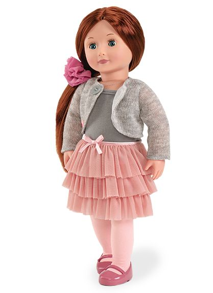 Ayla | Our Generation Dolls..  yes, my aunt bought one for me.