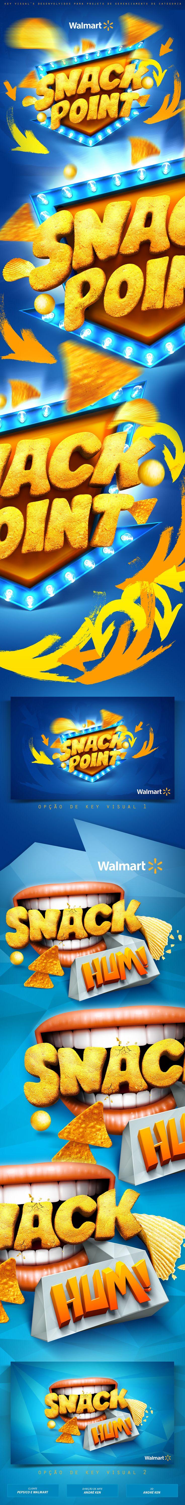 Pepsico - Walmart on Behance