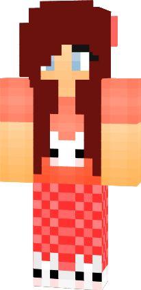 PJ Girl | Minecraft Skins | Tynker