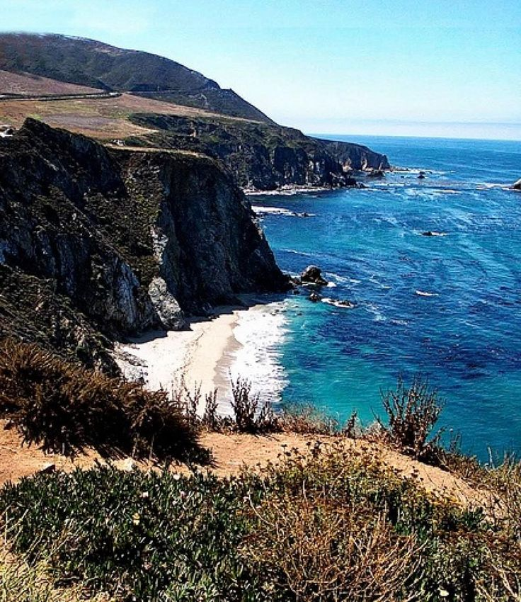 Big Sur, Californië, Verenigde Staten