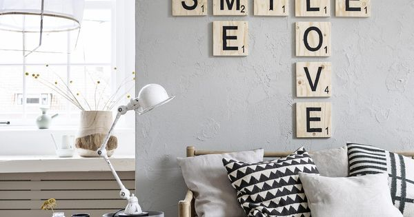 ber ideen zu scrabble wand auf pinterest scrabble kunst scrabble buchstaben und. Black Bedroom Furniture Sets. Home Design Ideas