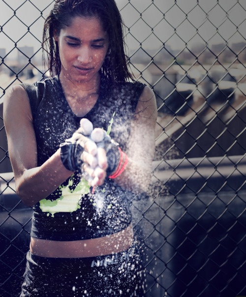 Sofia Boutella is 'about this life!'