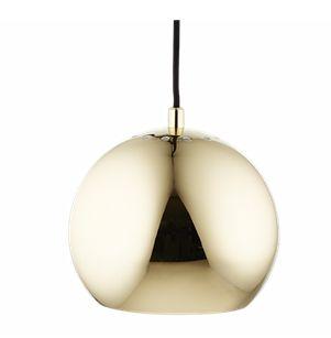 Ball pendle 18 - brass, Bolia.com 599dkkr