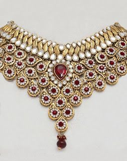 Awesome Fashion 2012: Awesome Indian Jewellery & Bridal Jewellery 2012