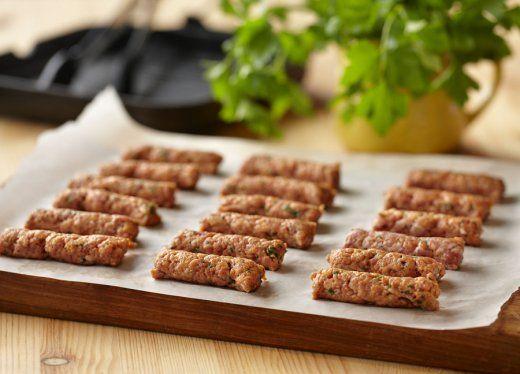 KitchenAid Stand Mixer recipe - Garlic chevapy