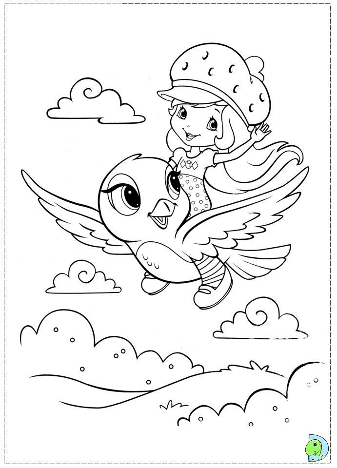 Free Shopkins Frozen Coloring Pages
