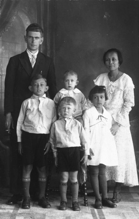 Interracial marriage in Colonial Indonesia
