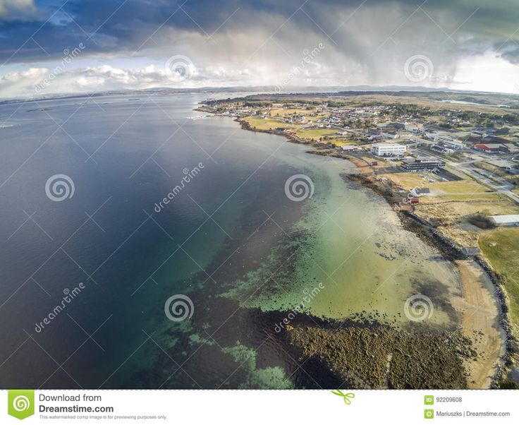 Norwegian Fjord And Coast, Aerial View - Download From Over 59 Million High Quality Stock Photos, Images, Vectors. Sign up for FREE today. Image: 92209608