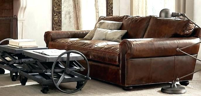 Man Cave Sofa Leather Living Room Furniture Leather Couch Leather Sofa Living