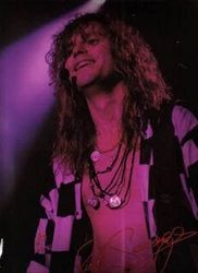 Rick Savage-Def Leppard - Def Leppard and Rockstar Photographs