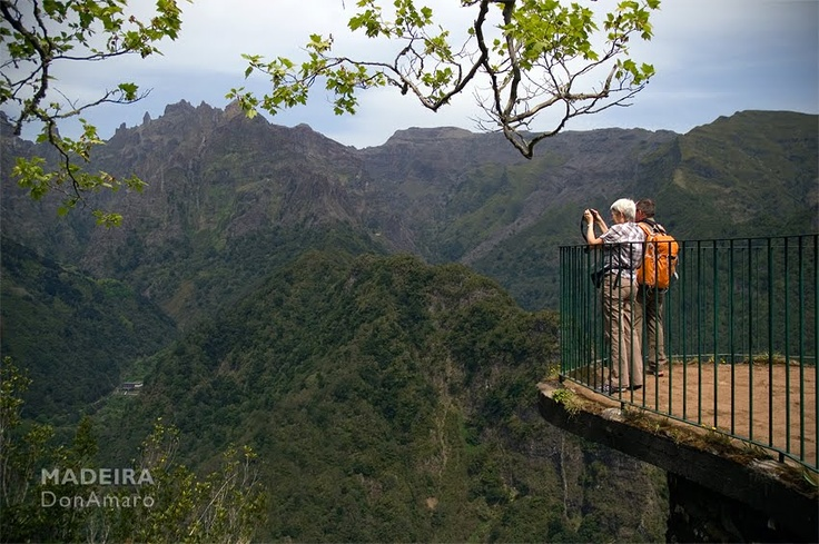 Balcões viewpoint. Ribeiro Frio. Photo by Don Amaro. #madeira #donamaro #madex