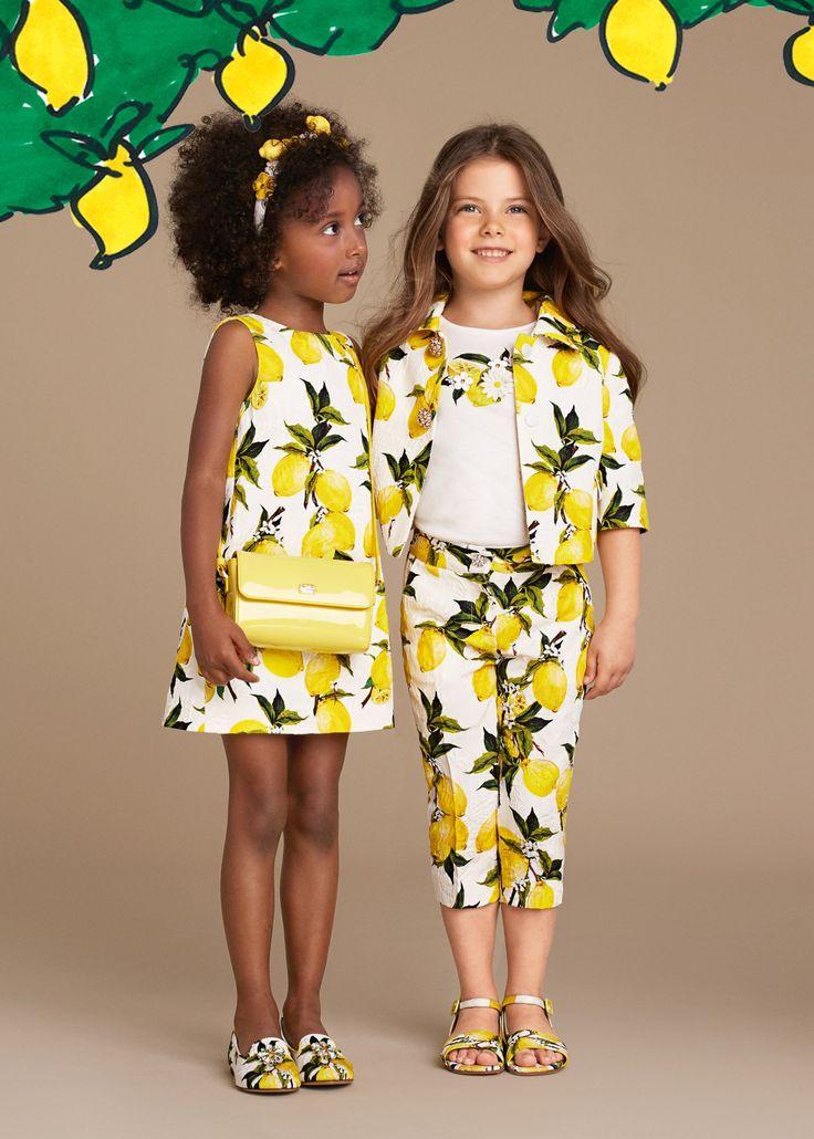 Dolce & Gabbana Collezione Bambina Estate 2016 Bambino: scopri tutti i dettagli.