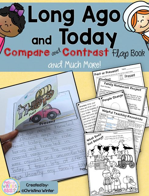compare contrast my two favorite places Section 1: why compare & contrast joanne has designed a lesson using compare & contrast based on two primary documents i told my child that i am to die.