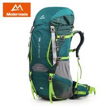 Maleroads grande 70L Profesional Equipo de Caminata alpinismo mochila que acampa del recorrido Senderismo Mochila para mujeres de los hombres de los hombres