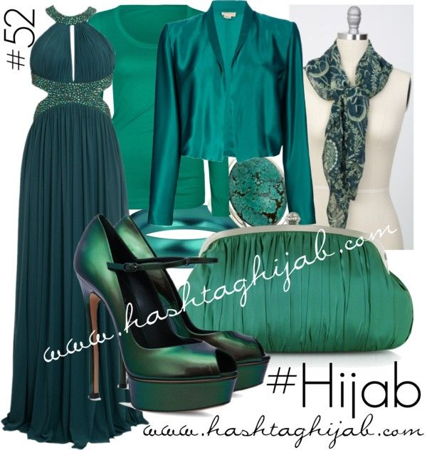 Hashtag Hijab Outfit #52