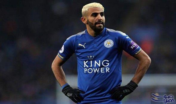 رياض محرز يعاقب فريقه ويمتنع عن حضور التدريبات استبعد المدرب الفرنسي كلود بويل الجناح الجزائري رياض محرز من تشك Arsenal Transfer News Leicester City Leicester