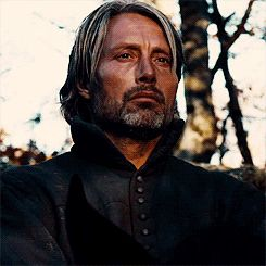 mads mikkelsen... He's so exotic looking