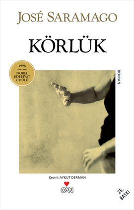 korluk - jose saramago - can yayinlari  http://www.idefix.com/kitap/korluk-jose-saramago/tanim.asp