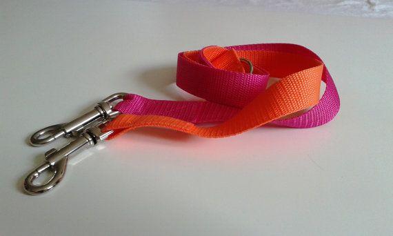 Dog leash coupler by DoGATAilla on Etsy