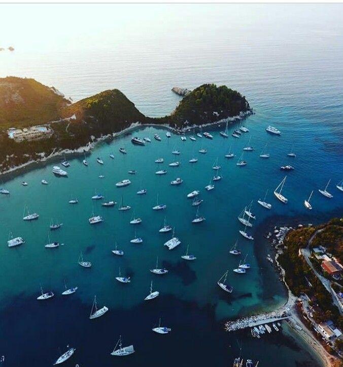 Paxoi island~Greece