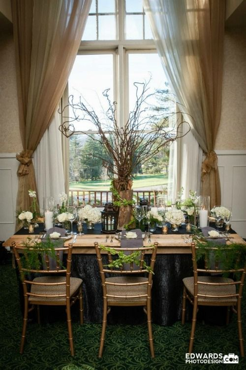 Inspired by the Berkshire - Tablescape design by somethingfab.com    Photography by edwardsphotodesign.com