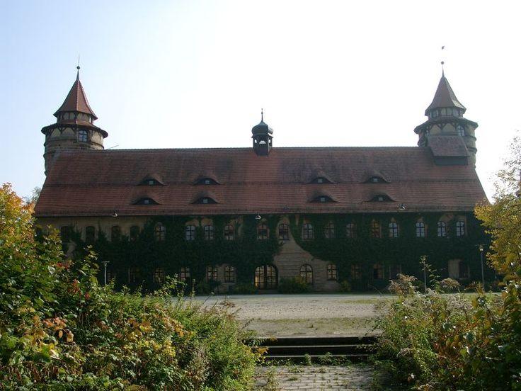 Festung Lichtenau in Lichtenauc Bayern/ Bavaria