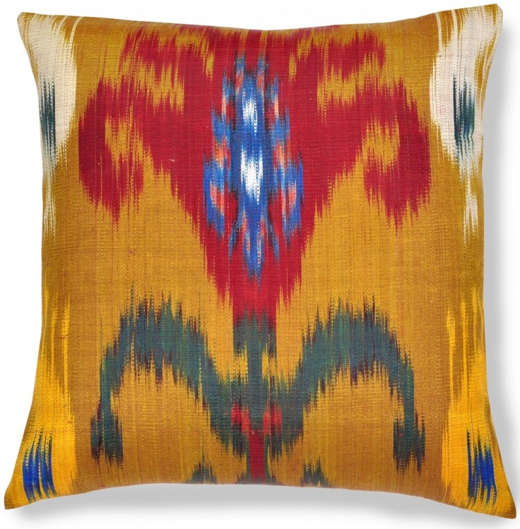 17 Best Images About Ikat In Home Decor On Pinterest