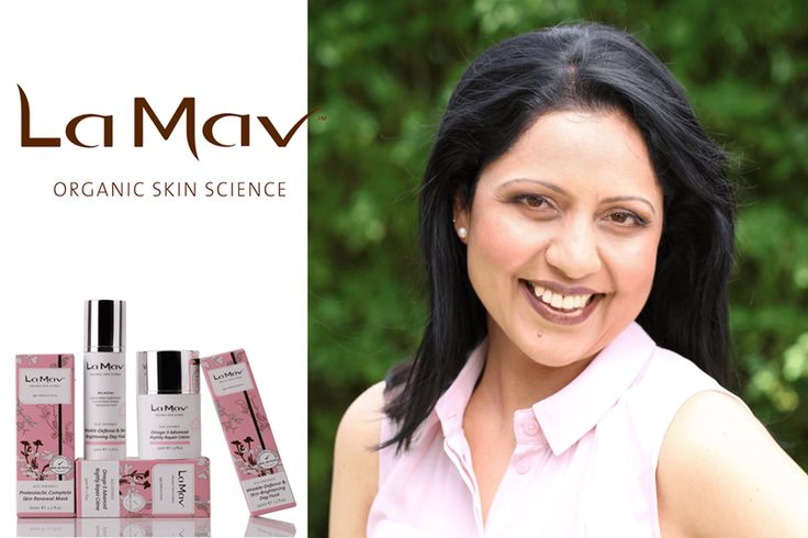 The Story Behind La Mav & Why Organic Skin Care Really Works! //via @bellanaturally_