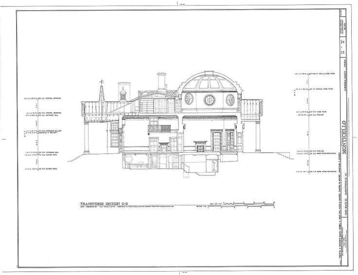 22 best images about monticello on pinterest for Monticello floor plan