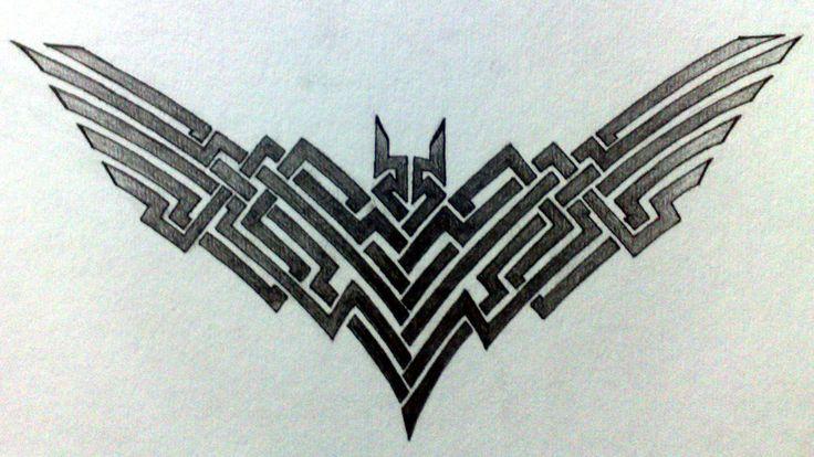 As a die hard batman fan, I would naturally have to get a batman tattoo. I ilke this idea :) I don't think I'd get batman himself, just his symbol.