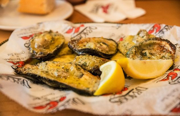 Louisiana Seafood Festival offers the chance to sample your favorite seafood dishes Sep. 2-4, 2016 at City Park in New Orleans.