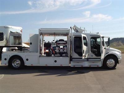 Image Result For Custom Freightliner Sport Chassis