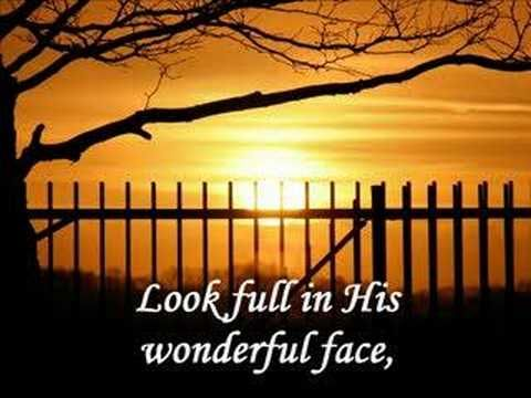 Turn your Eyes upon Jesus  sung by Alan Jackson  Beautiful song, beautifully sung!