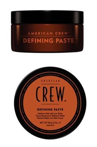 American Crew Defining Paste, 3 Ounce - http://www.mensgroomingstuff.com/american-crew-defining-paste-3-ounce/