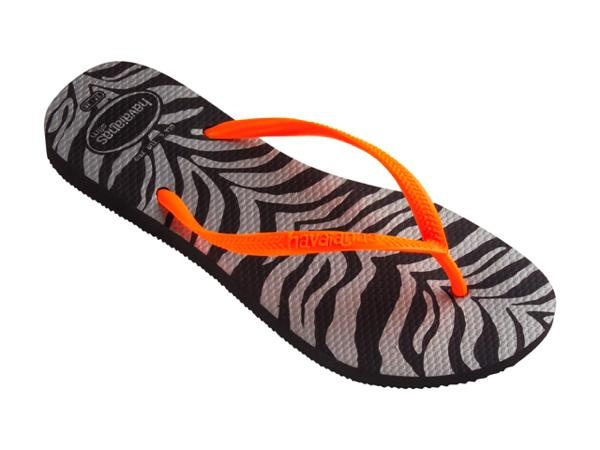 Express your animal side with the Slim Animals - Women's Animal Print Flip  Flop Sandal. Shop at Havaianas.