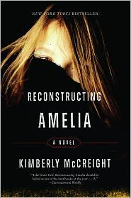 Reconstructing Amelia by Kimberly McCreight: NOOK Book Cover