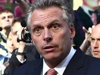 At an event at a local concert and theater venue where former Secretary of State Hillary Clinton endorsed his candidacy, Virginia Democratic gubernatorial candidate Terry McAuliffe said he fears the Tea Party movement.