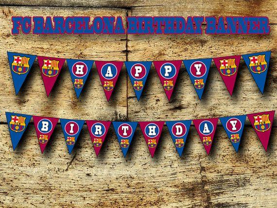 FC Barcelona bandera bricolaje Barcelona para por SportfunDigital