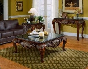 Best Ideas For The House Images On Pinterest Wood End Tables - Marble coffee table set