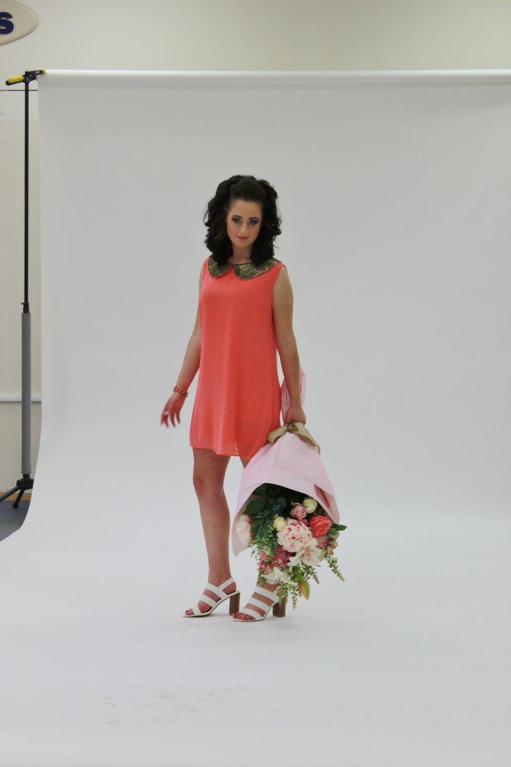 Vintage Rose fashion  fashion shoot Church Lane NZ