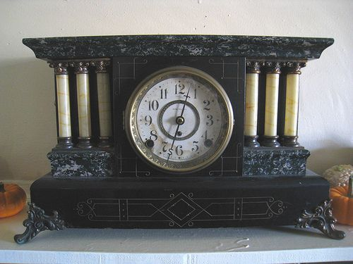 The 25 Best Antique Mantel Clocks Ideas On Pinterest Mantel Clocks Antique Clocks And