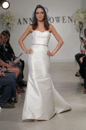 Anne Bowen Spring 2013 / Photo Courtesy of Wedding Wire