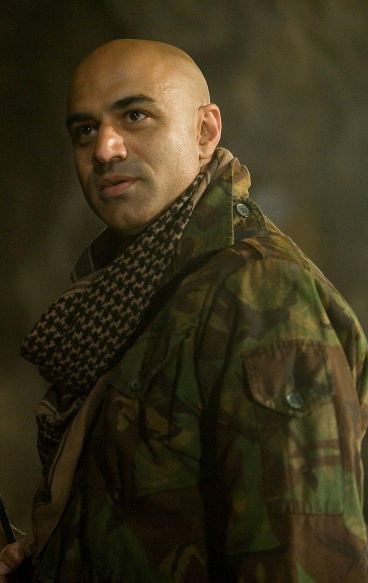 "Raza played by Faran Tahir. Introduced in the 2008 film ""Iron Man."""