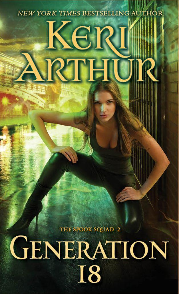 Generation 18 By Keri Arthur A Serial Killer Strikes Every Twelve Hours Vampire Takes
