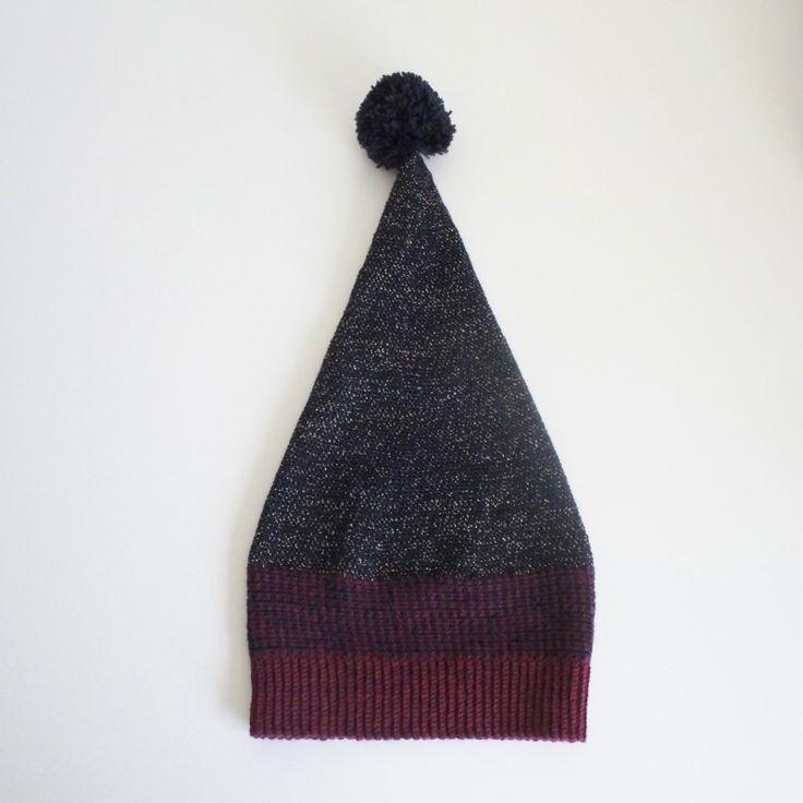 Hæklet nisse hue til voksne // crochet